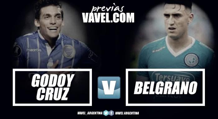 Previa Godoy Cruz vs Belgrano: para seguir festejando