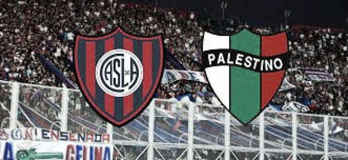 San Lorenzo recibe a Palestino por la Copa Sudamericana