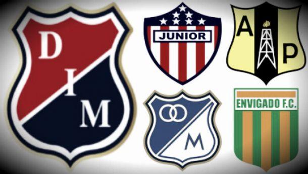 Medellín: Faltan cuatro rivales, doce puntos por disputar y cinco para clasificar