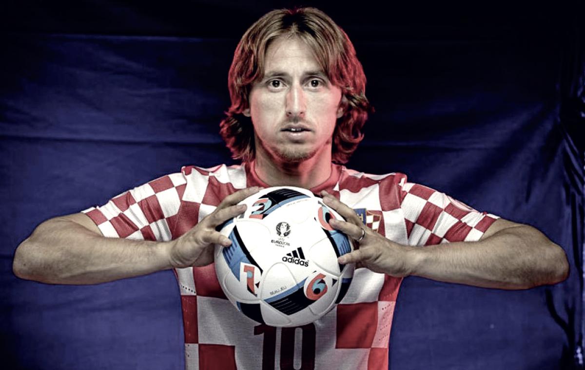 Estrella de Croacia 2018: Luka Modric, la ilusión croata