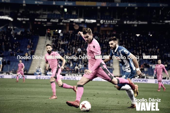 RCD Espanyol - Levante UD: puntuaciones del Levante en los octavos de final de la Copa del Rey