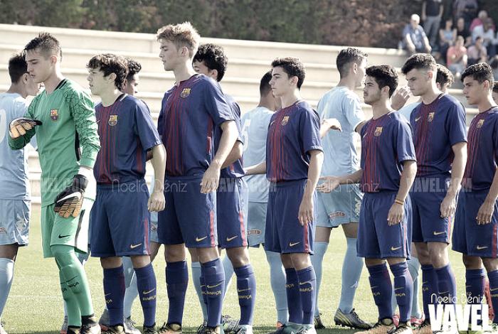 La Selección sub-17 contará con cuatro jugadores del Juvenil B en la Ronda Élite