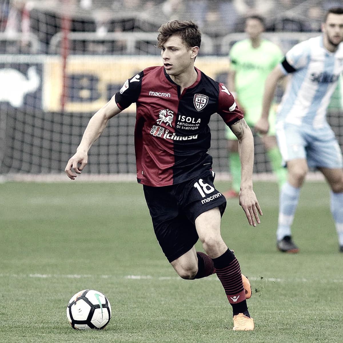 """El futuro 'azzurro': Nicolo Barella, el centrocampista """"box to box"""""""