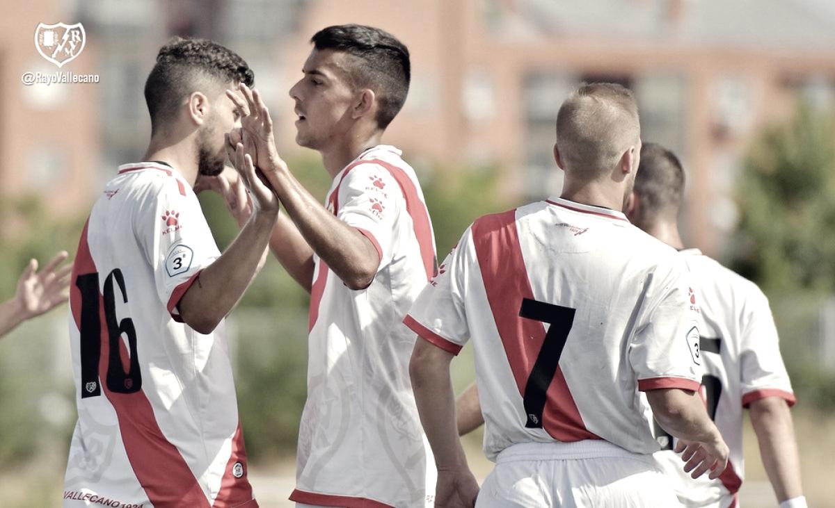 El filial se medirá al Alcorcón B en la final de la copa RFFM