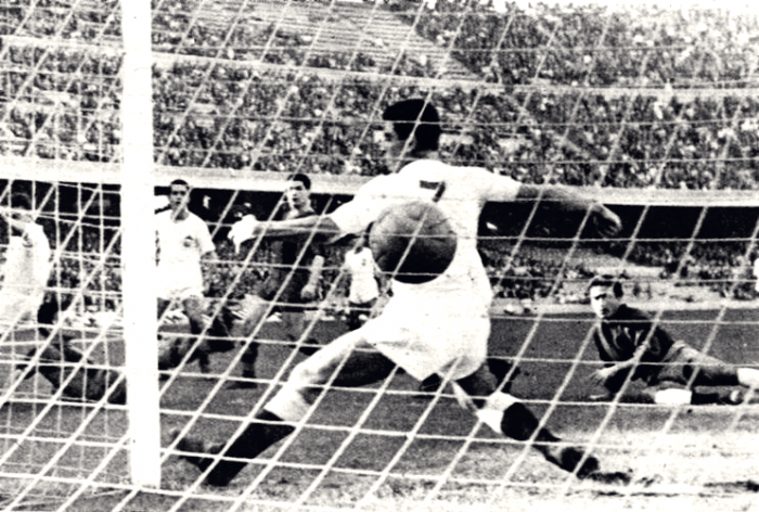 Un Real Jaén de historia: el equipo que inauguró el Camp Nou
