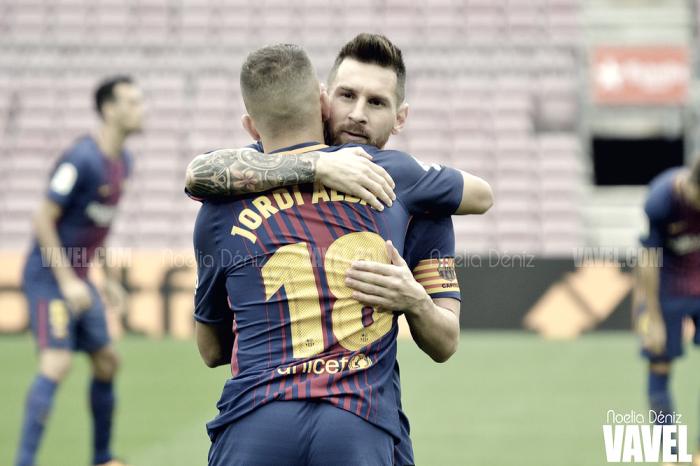 El FC Barcelona, a seguir con la buena dinámica