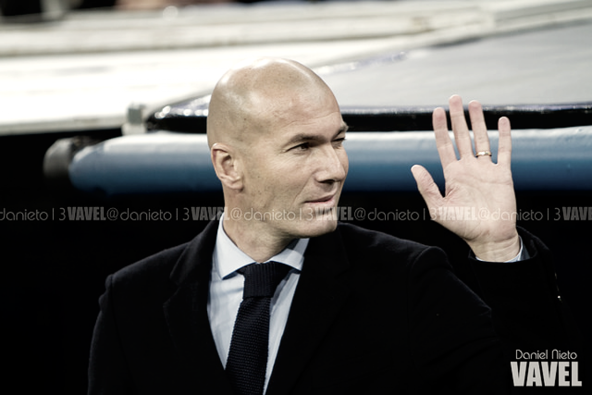 Zidane: 100 victorias como entrenador del Real Madrid
