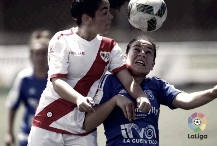 Mendi candidata para estar en el once ideal de la Liga Iberdrola