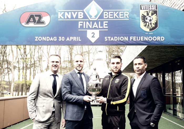 Resumen del AZ Alkmaar 0-2 Vitesse en KNVB Beker 2017