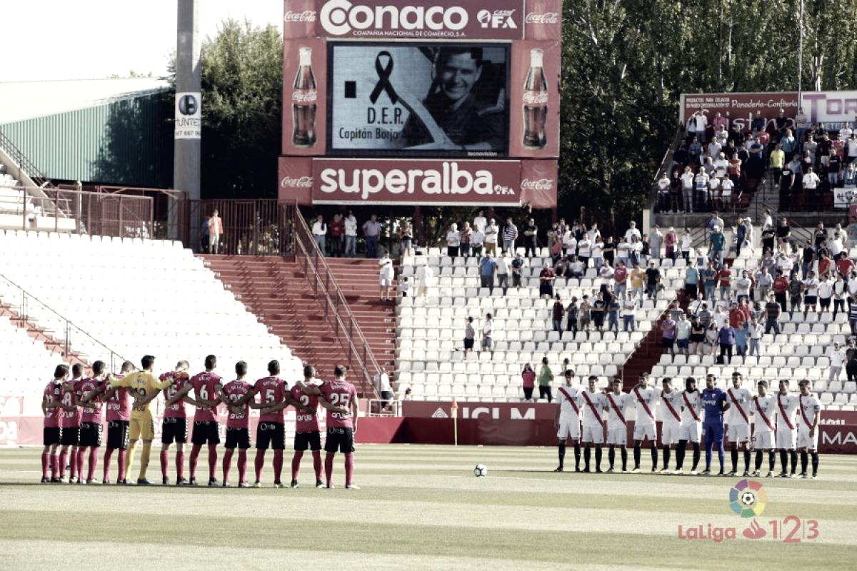 Resumen Sevilla Atlético 1-2 Albacete en Segunda 2018