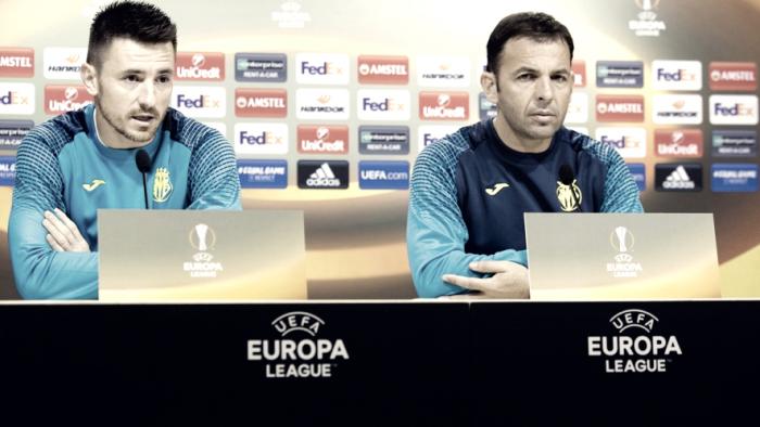 Calleja: ''Intentaremos hacer un buen partido y despedirnos con tres puntos''