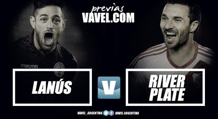 Previa Lanús vs River Plate: en búsqueda de la regularidad en el torneo doméstico
