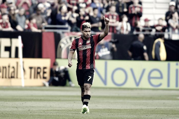 El Atlanta United ejerció la opción de compra por Josef Martinez