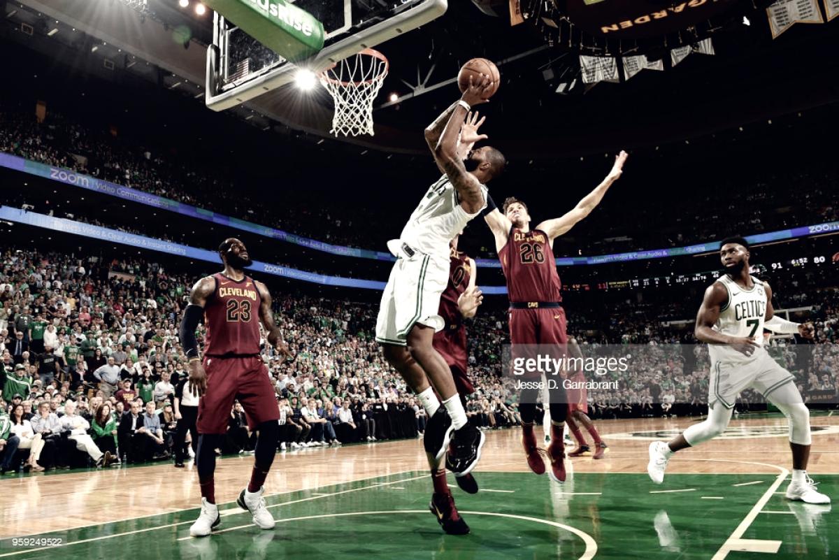 Celtics vs Cavaliers: Boston a paso firme hacia las finales