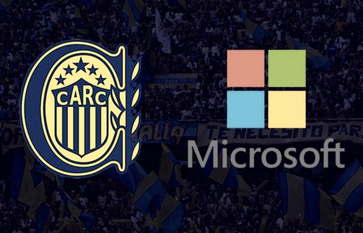 Microsoft elogió a Rosario Central
