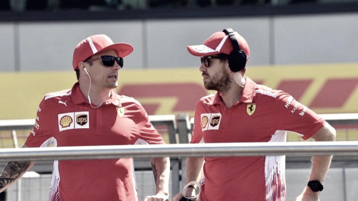 """Räikkönen: """"Cometí un error, y luego he seguido adelante"""""""