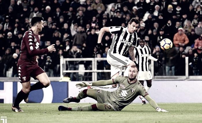 La Juve se lleva el Derby della Mole y accede a semis de la Coppa Italia