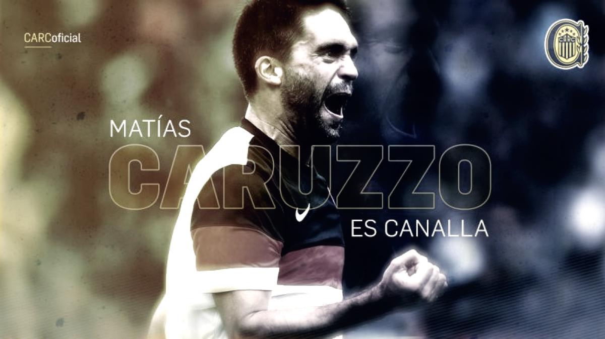 Finalmente Caruzzo jugará en Rosario Central