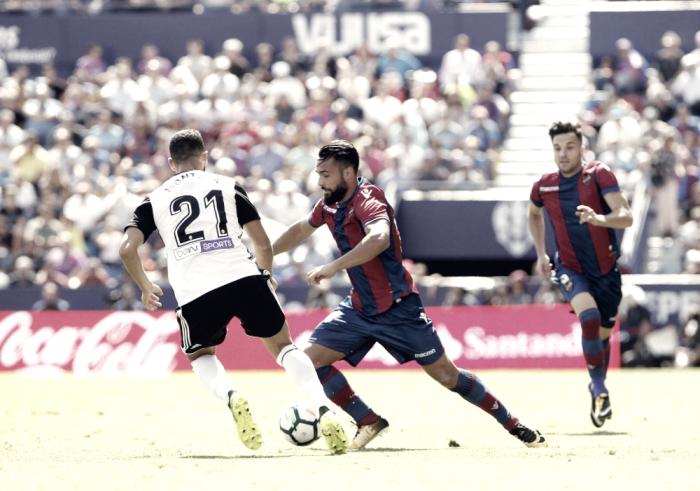 Valencia - Levante, un derbi de los de antes