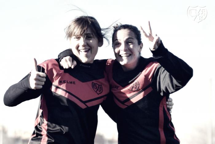 Dos rayistas nominadas para estar en el once ideal de la Liga Iberdrola