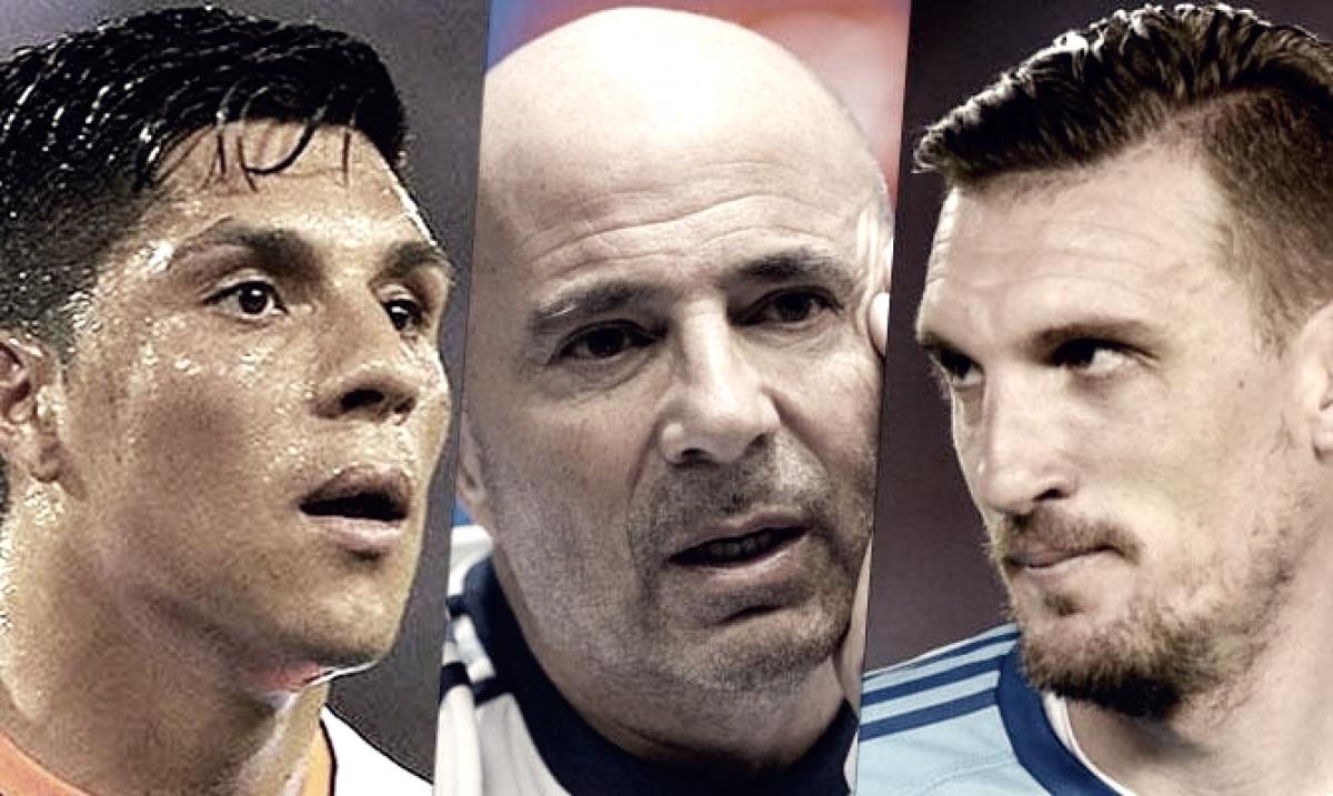 Pérez y Armani están en la lista de preseleccionados de Argentina