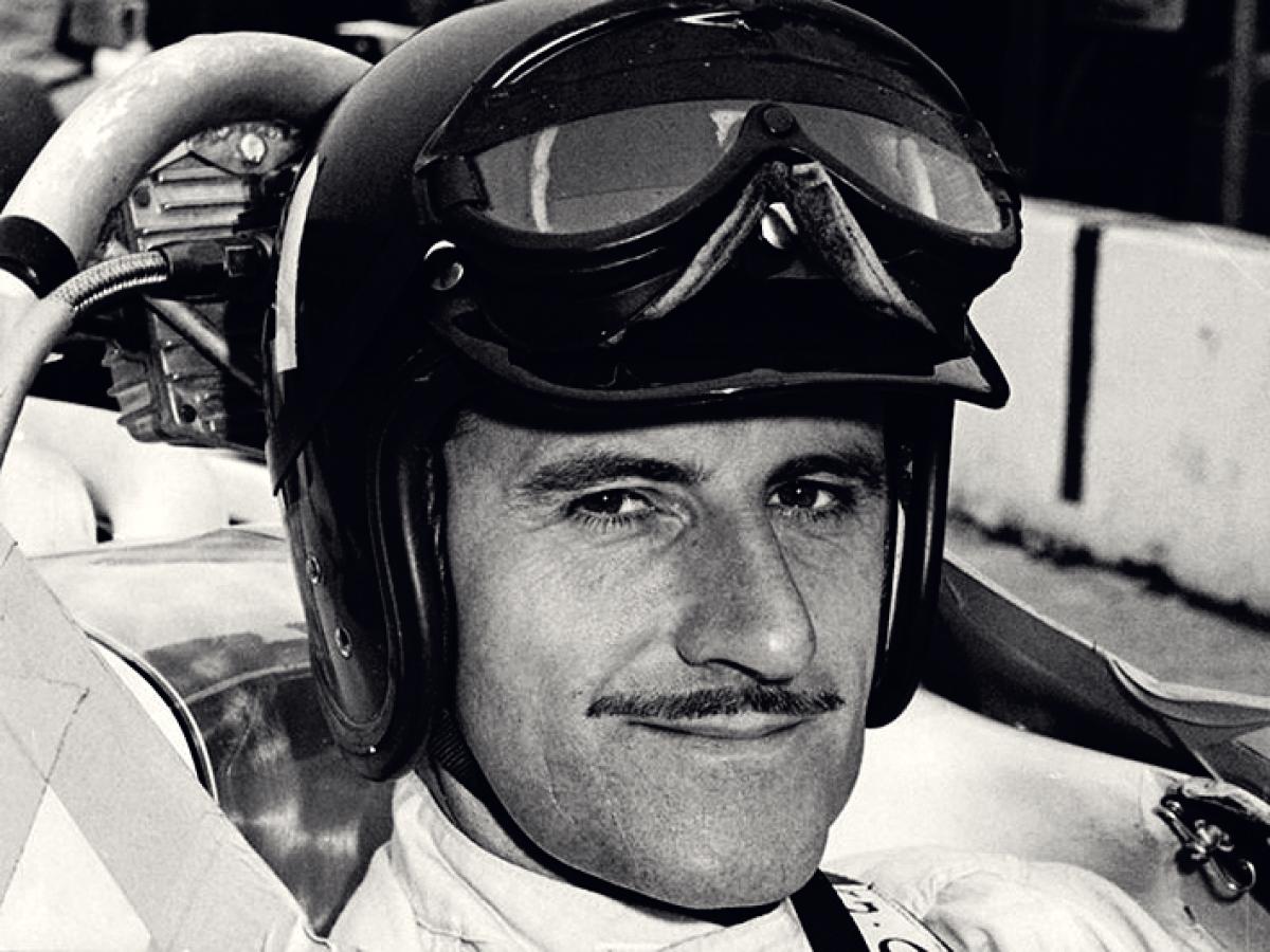 Grandes leyendas: Graham Hill, una vida dedicada a la competición