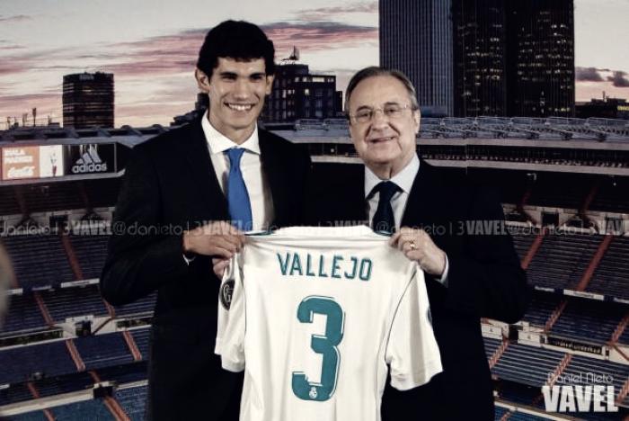 """Jesús Vallejo: ''Vestir la camiseta del Real Madrid es una mezcla de orgullo y responsabilidad"""""""
