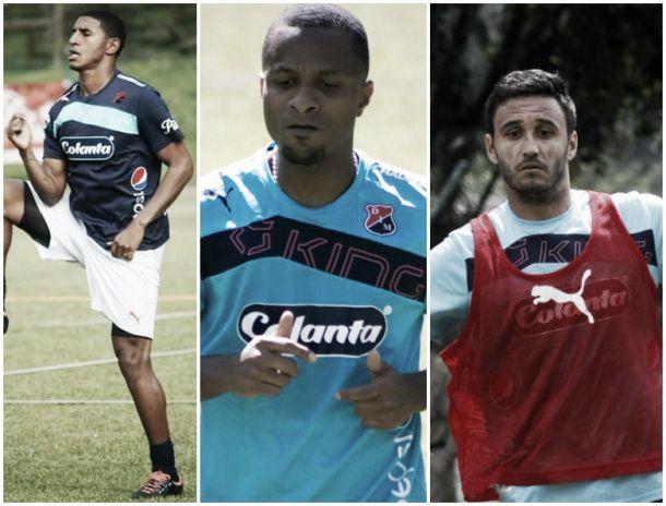 Medellín inscribió 22 futbolistas para el segundo semestre