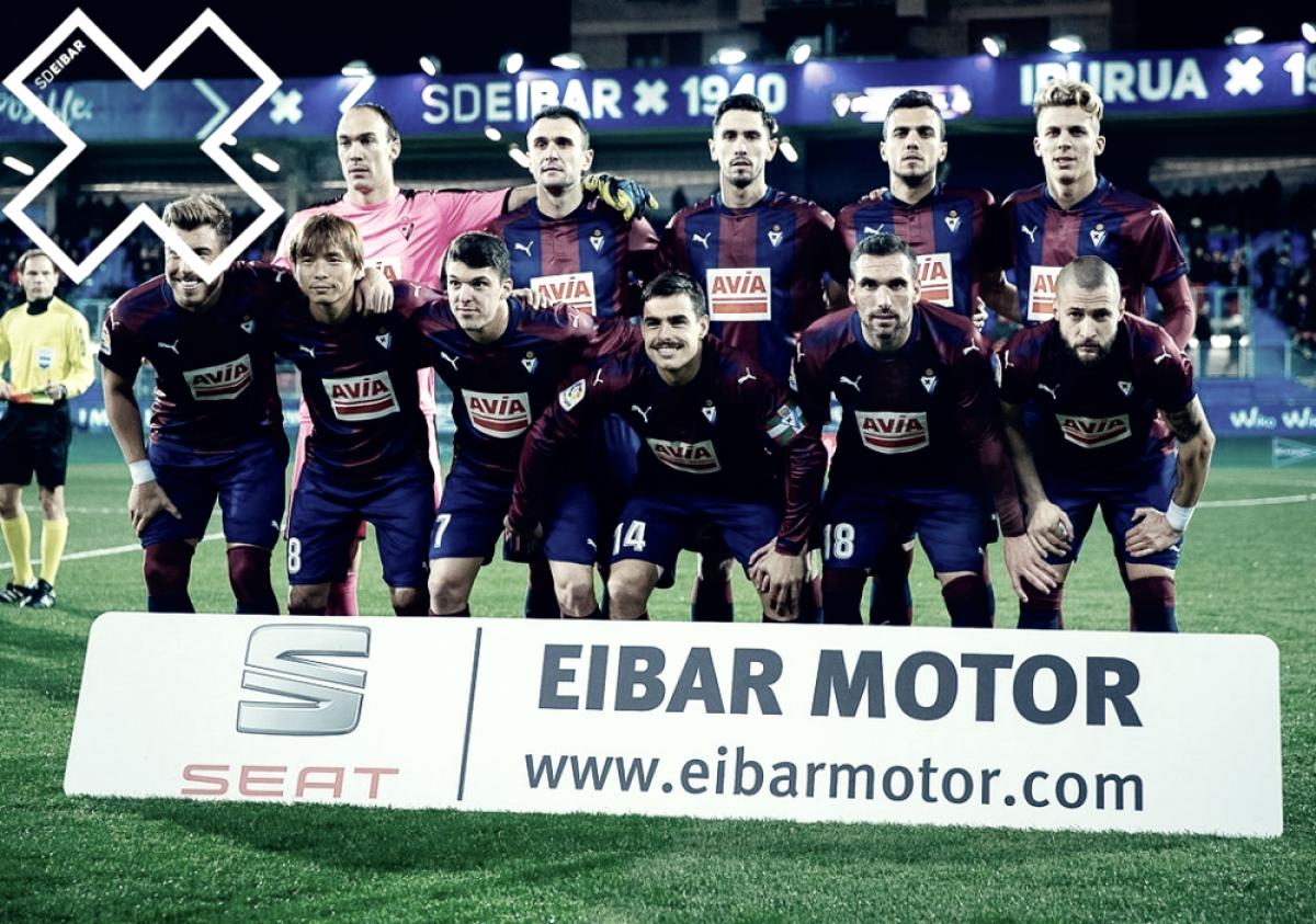 """La SD Eibar se pone """"manos a la obra"""""""