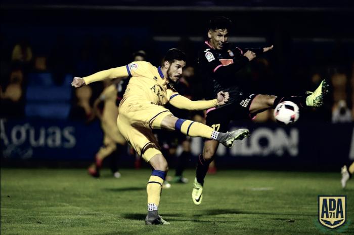 El Alcorcón vuelve a dar guerra en la Copa del Rey