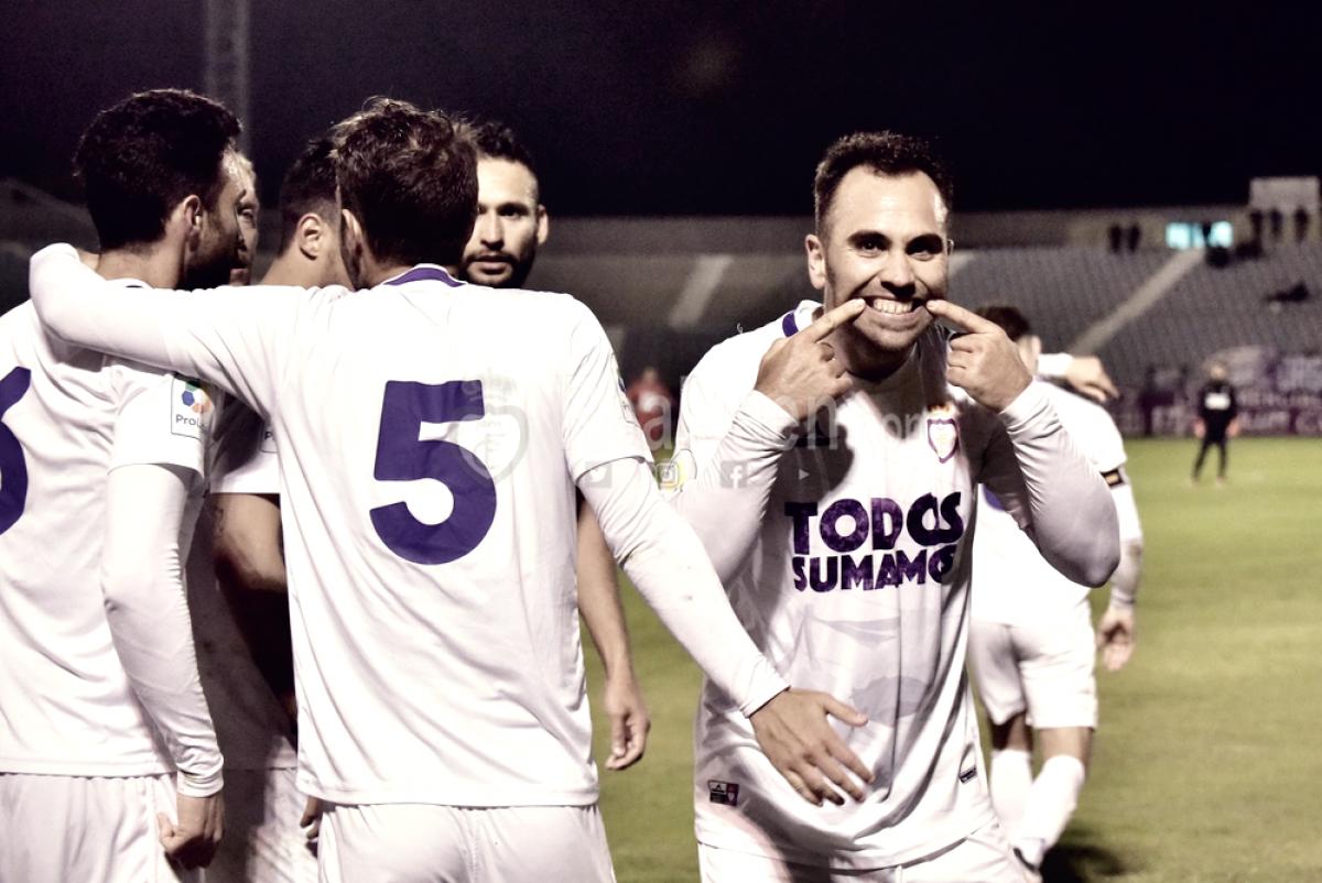 El Real Jaén se afilia a la épica