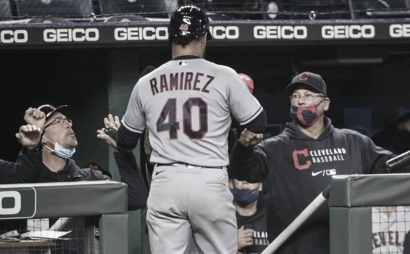 Harold Ramírez jonronea, pero los Marineros vencen 7-3 a los Indios de Cleveland