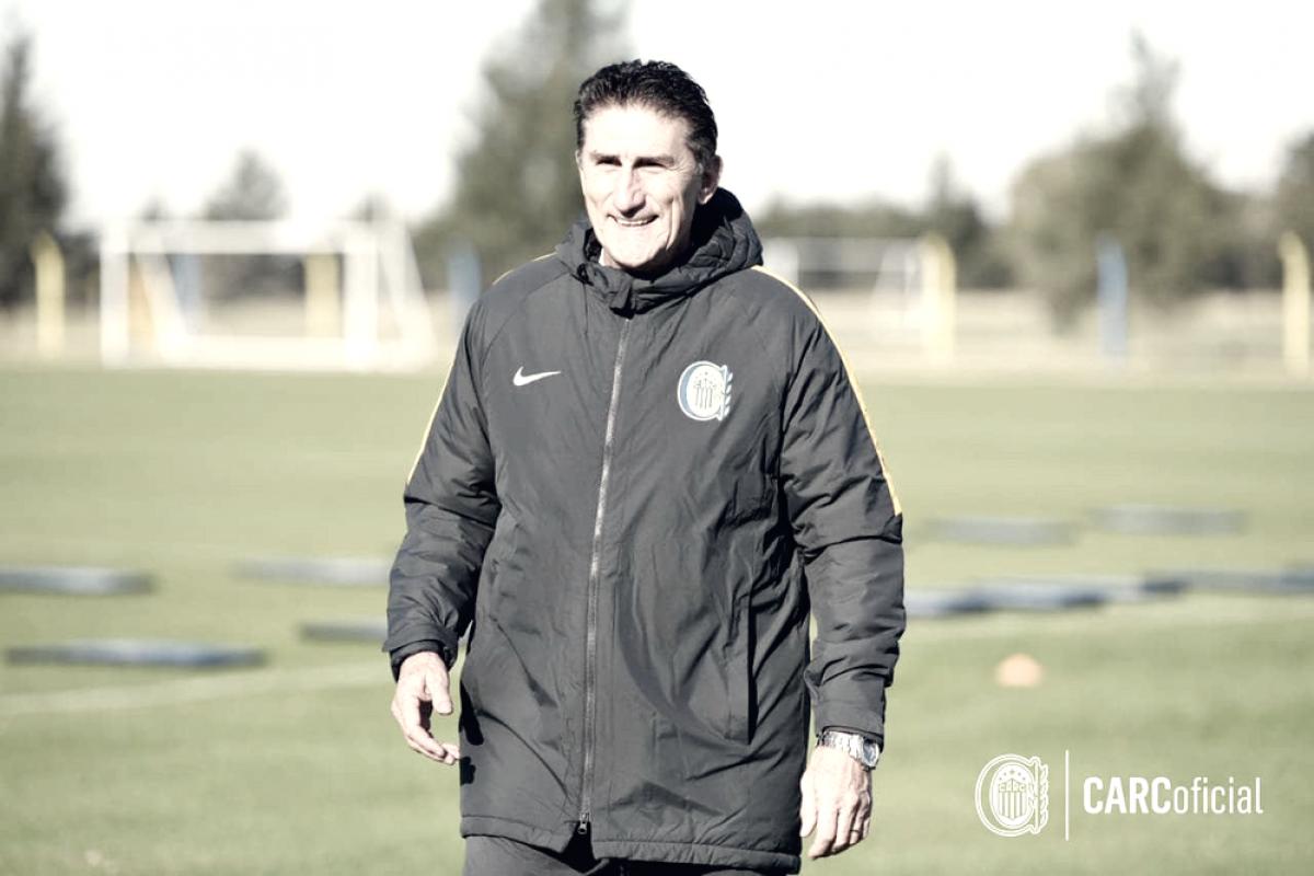 """Edgardo Bauza: """"Estoy satisfecho y muy contento de volver a mi casa"""""""
