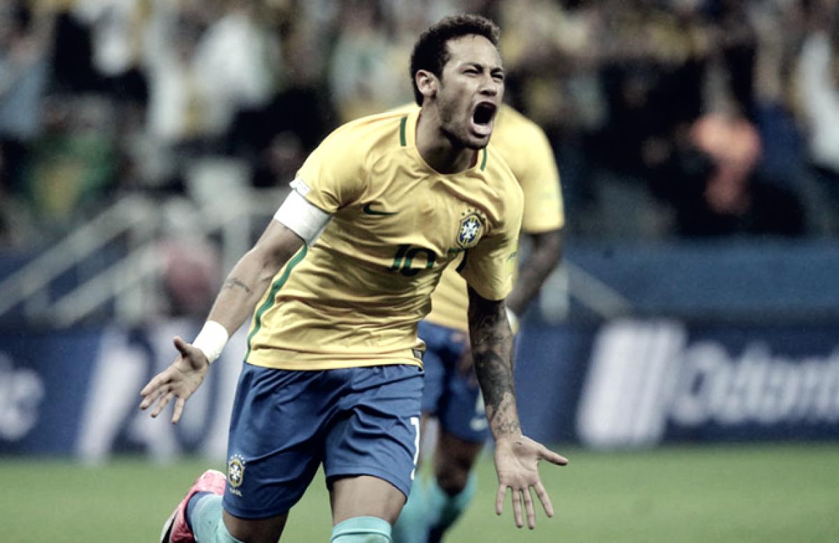 Estrella de Brasil 2018: Neymar, el jugador más determinante y una pieza fundamental para Tite