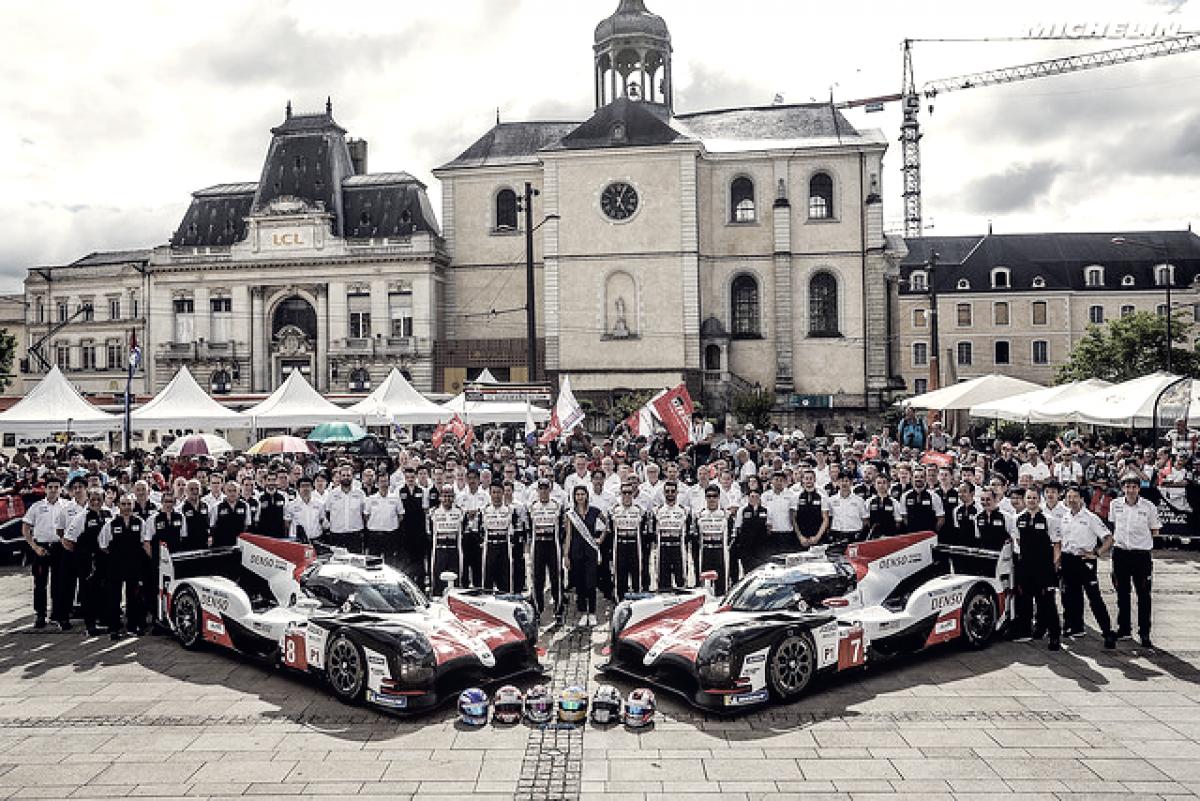 Previa a las 24H de Le Mans 2018: listos en Toyota para la venganza de 2016