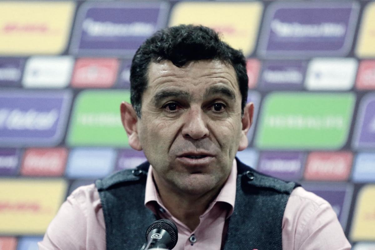 """David Patiño: """"El futbol es así, de momentos y no aprovechamos nuestro momento"""""""