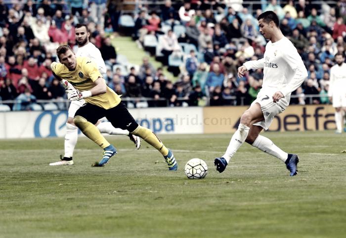 El Real Madrid busca repetir goleada en el Coliseum