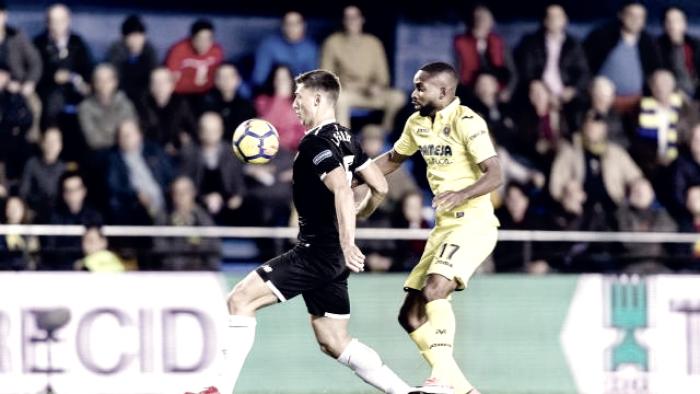 El Sevilla reacciona y remonta ante un gran Villarreal