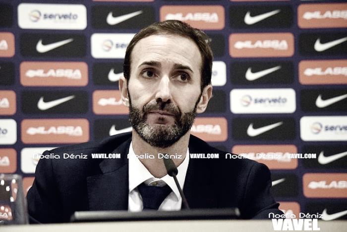"""Sito Alonso: """"La victoria ha llegado gracias a la defensa"""""""