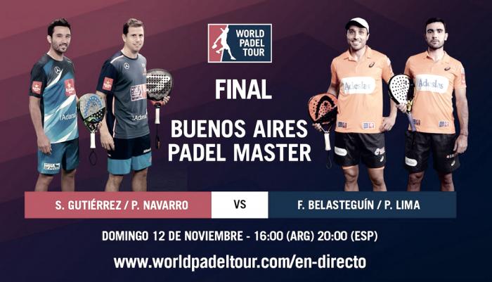 Bela y Lima campeones en Buenos Aires