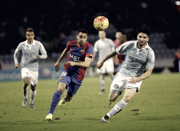 Previa Levante UD – RC Celta de Vigo: rival duro para finalizar la primera vuelta