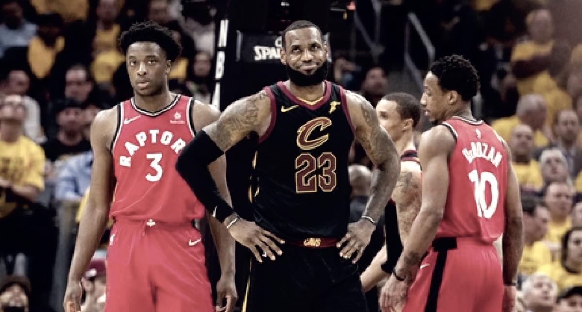 Cleveland barrió nuevamente la serie ante Toronto