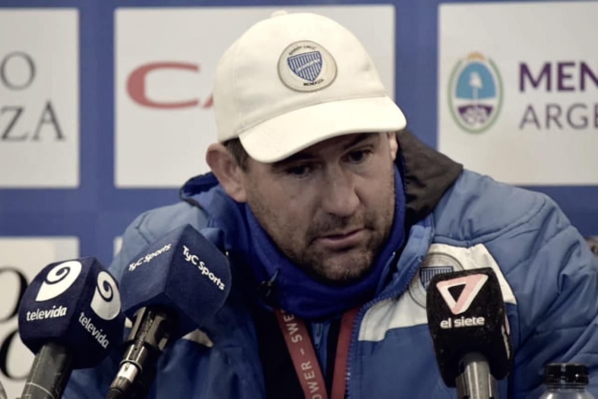 """Diego Dabove: """"No nos esperábamos quedar afuera"""""""