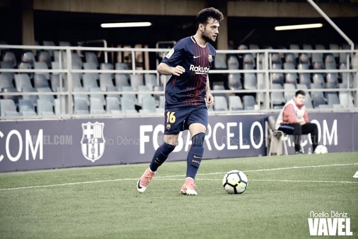 José Arnáiz, la joya que brilla en el Barça B