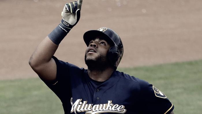 Jesus Aguilar arrancará la temporada en el equipo grande de Milwaukee