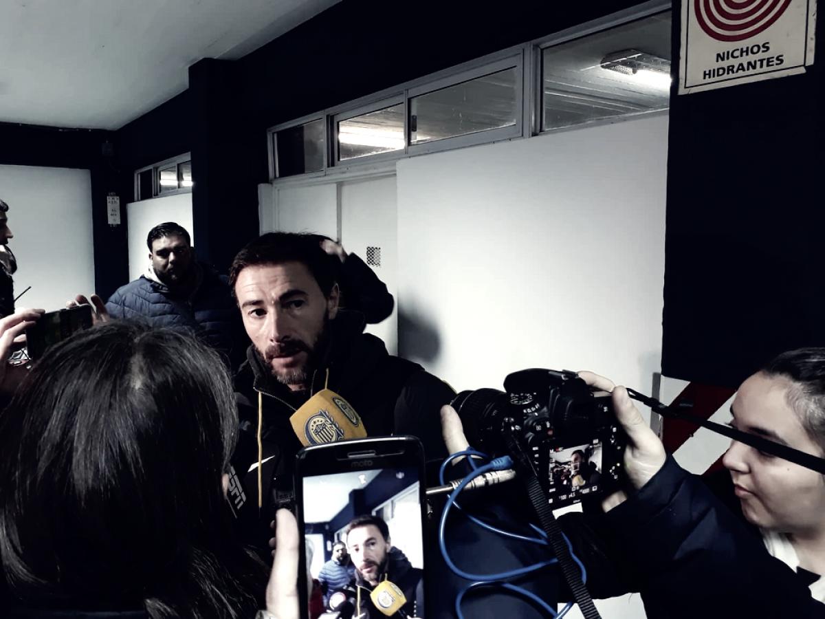 """Cristian González: """"Cuando perdonas terminas perdiendo"""""""