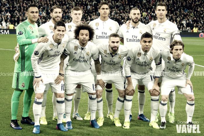Un Real Madrid con pros y contras