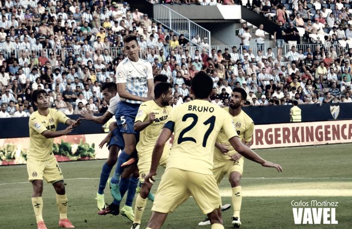 Villarreal - Málaga CF: puntuaciones del Villarreal, jornada 11 de la Liga Santander