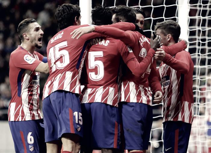 Atlético de Madrid - Elche CF: puntuaciones del Atlético, dieciseisavos de final de la Copa del Rey