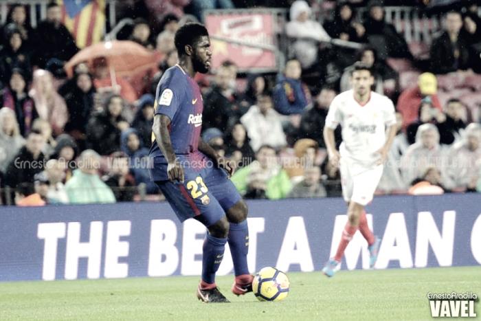 Samuel Umtiti, el fichaje más rentable del Fútbol Club Barcelona
